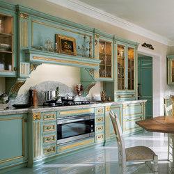 Fortuna Gold | Kitchen | Cocinas integrales | GeD Arredamenti Srl