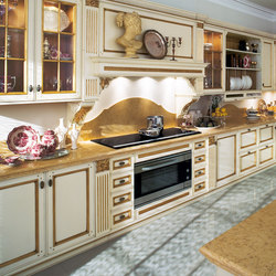 Fortuna Gold | Kitchen | Cocinas integrales | GeD Arredamenti Srl