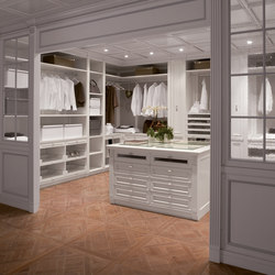 Peggy | Walk-in cupboards | Walk-in wardrobes | GeD Arredamenti Srl