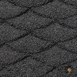 Scale | Beluga black | Outdoor rugs | Triton