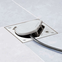 K45 | Waterproof Floor Box IP 66 | Prises étanches | Simon