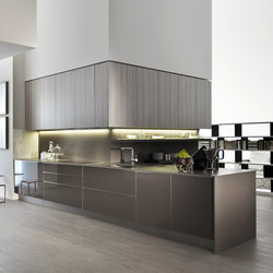 Kitchens high quality designer kitchens architonic for Cuisine zelig
