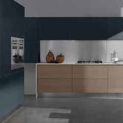 Seta | Kitchen | Fitted kitchens | GeD Arredamenti Srl