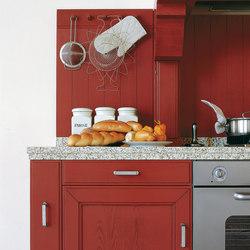 Settecento | Cucina | Cucine a parete | GeD Arredamenti Srl