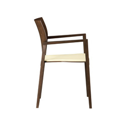 Lignum 2505-001 | Visitors chairs / Side chairs | BRUNE