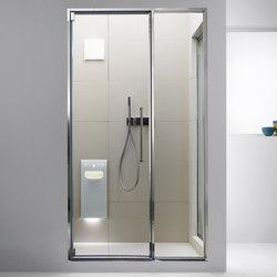 Spaziodue 105 | portes et cloisons vitrées | Bien-être | Effegibi