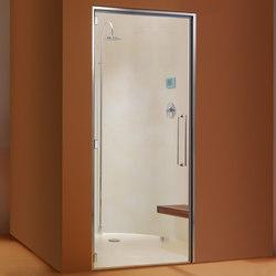 Spaziolarge | portes et cloisons vitrées | Bien-être | Effegibi