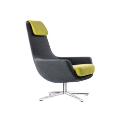 Lou 2190 | Lounge chairs | BRUNE
