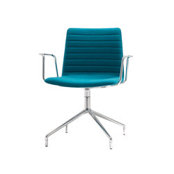 Flex Corporate SO 1645 | Visitors chairs / Side chairs | Andreu World