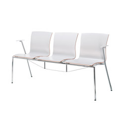 Pura 1265-3 | Waiting area benches | BRUNE