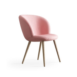 Capri Multi Wood Chair | Sillas | +Halle
