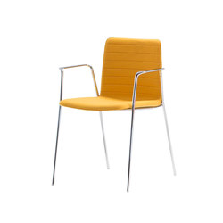 Flex High Back SO 1610 | Visitors chairs / Side chairs | Andreu World