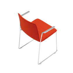 Flex High Back SO 1632 | Visitors chairs / Side chairs | Andreu World