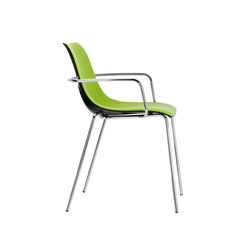Sid 2072-004 | Visitors chairs / Side chairs | BRUNE