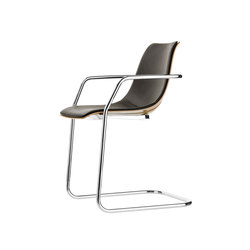 Sid 2075-004 | Visitors chairs / Side chairs | BRUNE
