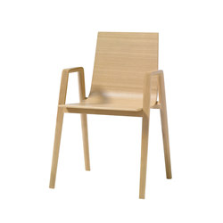Lineal SO 0761 | Visitors chairs / Side chairs | Andreu World