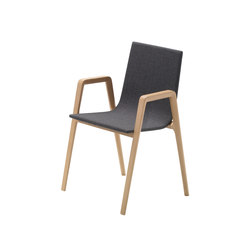 Lineal SO 0763 | Visitors chairs / Side chairs | Andreu World