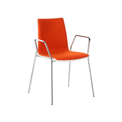 Varius 1366 | Visitors chairs / Side chairs | BRUNE