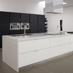 Velvet Profile I | Kitchen | Cocinas integrales | GeD Arredamenti Srl