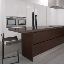 Velvet Profile I | Kitchen | Fitted kitchens | GeD Arredamenti Srl