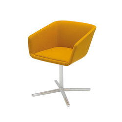 Nanda Comfort SO 2962 | Visitors chairs / Side chairs | Andreu World