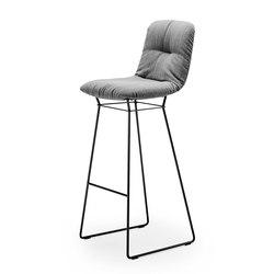 Leya Barstool High | Bar stools | Freifrau Sitzmöbelmanufaktur