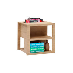 Booktower | Tables de chevet | Linteloo