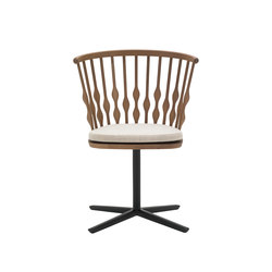 Nub SO 1443 | Chaises | Andreu World