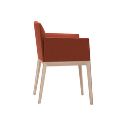 Pillow SO 1541 | Restaurant chairs | Andreu World