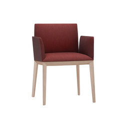 Pillow SO 1543 | Restaurant chairs | Andreu World