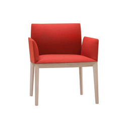 Pillow BU 1544 | Restaurant chairs | Andreu World