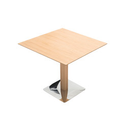 Plaza BM 1081 | Cafeteria tables | Andreu World