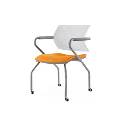 Aire Jr. 405B | Visitors chairs / Side chairs | Luxy