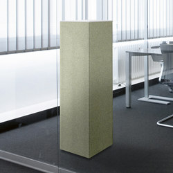 Sound Butler acousticpearls edition TP35 | Sound absorbing freestanding systems | Phoneon