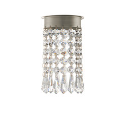 Opus 120 with Crystal chandelier | Iluminación general | Ifö Electric