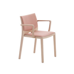 Unos Chair SO 6612 | Sedie visitatori | Andreu World