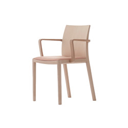 Unos Chair SO 6615 | Sedie visitatori | Andreu World