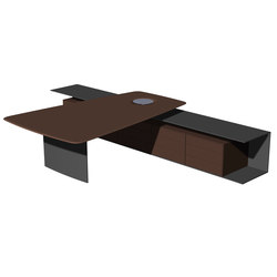 Keypiece Communication Desk | Direktionstische | Walter Knoll