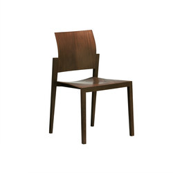 Lignum 2500 | Visitors chairs / Side chairs | BRUNE