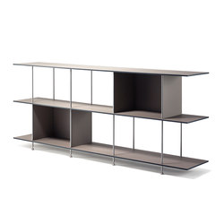 Zeta Fenix | Office shelving systems | OXIT design