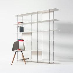 Zeta Fenix | Librerie/scaffali componibili | OXIT design