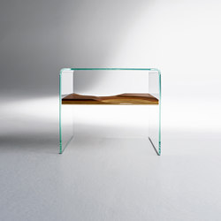 Ripples Bifronte sidetable | Side tables | CASAMANIA-HORM.IT