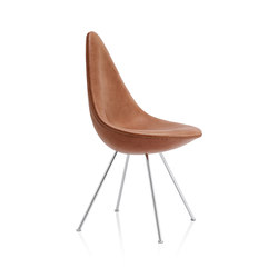 Drop™ | 3110, fully upholstered | Stühle | Fritz Hansen