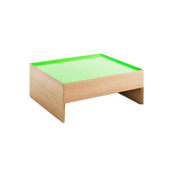 F.U. Low table | Mesas de centro | Dune
