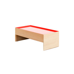 F.U. Low table | Tavolini bassi | Dune