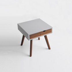 Io E Te bedside table | Night stands | CASAMANIA-HORM.IT