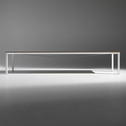 Lux table large | Mesas comedor | CASAMANIA-HORM.IT
