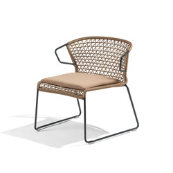 Vela Lounge LP | Sillones de jardín | Accademia