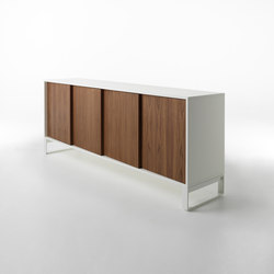 Oblique open base | Sideboards | CASAMANIA-HORM.IT