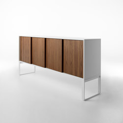 Oblique open base high | Sideboards | HORM.IT